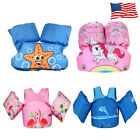 Baby Floats for Pool Kids Life Jacket for Toddler Swim Pool Buoyancy Life Vest $18.95 USD on eBay