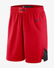 Nike NBA Basketball Portland Trail Blazers Statement Swingman Shorts XL Red New on eBay