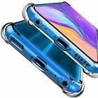 Case for Samsung Galaxy A40 A50 A60 NEW Shockproof Protective Clear Cover