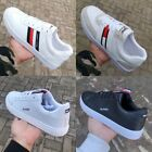Kyпить 2019 HOT Tommy Jeans Icon Sneaker Casual Trainers Shoes Womens Mens UK Size 4-9 на еВаy.соm