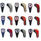 NEW Team Effort Golf MLB Baseball Team Head Covers w/ Shaft Gripper - Pick Team!