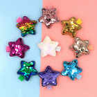 BG 1Pcs Baby Girls Shiny Sequins Five pointed Star Shape Side Clip Hairpin Myst