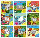 MAGIC COLOUR BOOK - Special Colouring Draw Kids Childrens Birthday Xmas Gift