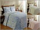 Better Trends Florence 100% Cotton Tufted Chenille Bedspreads or Shams image