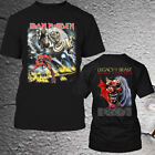 Iron Maiden Shirt -  (20 colors / S-6XL Sizes / 50 Designs + )