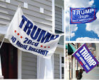 Trump 2020 President Keep America Great Again 3x5 Ft MAGA Flag Banner Patriotic