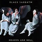 Heaven and Hell by Black Sabbath  CD-2008 SEALED REMASTERED RONNIE JAMES DIO