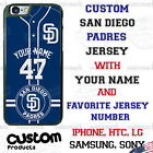 SAN DIEGO PADRES BASEBALL CUSTOMIZED PHONE CASE FITS iPHONE SAMSUNG LG GOOGLE on Ebay