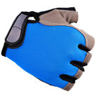 Unisex Breathable Anti-Slip Outdoor Bike Bicycle Cycling Half Finger Gloves New