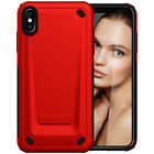 Defense Shockproof Rugged Hybrid Phone Case Cover For Apple iPhone XS Max XR X