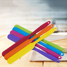 Slim Spatula Best Silicone Heat Resistant Flexible Non-Stick For Jars, Blender