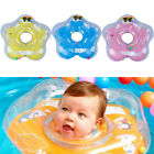 Baby Infant Pools Neck Float Ring Inflatable Ring for Bathing Circle Float R>x for sale  USA