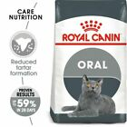 Royal Canin Oral Care Adult Dry Cat Food Kibble - Choose Your Size -
