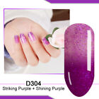 Lavender Violets UV LED Soak Off Nail Gel Polish Salon Professional 116+ Colours <br/> Buy 4 Get 4 Free, Fast Local Shipping from the US