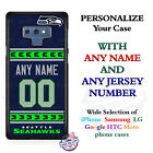 SEATTLE SEAHAWKS FOOTBALL CUSTOMIZED PHONE CASE FOR iPHONE SAMSUNG LG GOOGLE $24.98 USD on eBay