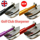 Golf Club Sharpener Groove Cleaner with 6 Heads Iron Wedge Cleaning Tools 1 Pc