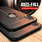 For iPhone 11 Pro X XS Max XR 8 7 +6 Back Case Soft Ultra Thin PU Leather Cover