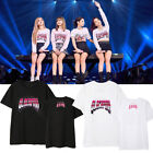 KPOP BLACKPINK T-shirt Concert Kill This Love LISA ROSE JISOO Tshirt Tops Tee image