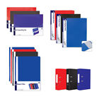 Blue, Red and Black - Stationary - School Supplies  {Anker}