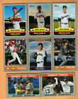 2019 Topps Heritage High Series - Insert Cards - Rookie Performers ++
