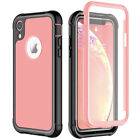 iPhone XR Case Shockproof Full Protective Sensitive Touch Screen Protector Cover