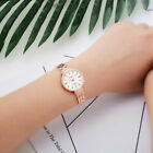 Elegant Women Small Watch Quartz Analog Ladies Round Dress Gift Wrist Watches image