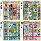 468/482/208/520 In 1 Games Game Multi Cartridge For Ds Nds Ndsl Ndsi 3ds 2ds Xl