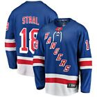 Fanatics Branded Marc Staal New York Rangers Blue Home Breakaway Player Jersey