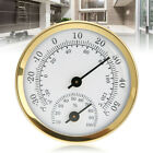 Accurate Analog Humidity Temperature Meter Gauge Thermometer Hygrometer