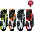Masters 2019 T900 Golf Cart Trolley Bag , 14 way divider top All Colours