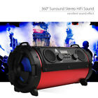 FM Portable bluetooth Speaker Wireless Stereo Loud