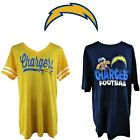 Los Angeles Chargers NFL Team Apparel Youth Tee - Multiple Styles Available! $16.99 USD on eBay