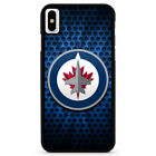 WINNIPEG JETS LOGO iPhone 5/5S/SE 6/6S 7 8 Plus X/XS Max XR $15.9 USD on eBay
