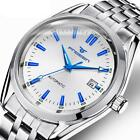 FNGEEN Design Brand Luxury Men Automatic Mechanical Watches Stainless Steel Band image