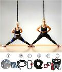 Gravity Aerial Yoga Bungee Dance Workout Trainer Gym Suspension Pull Cord Band image