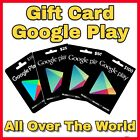 🔥 Gift Card Google Play $5 - $10 - $25 🔥 All Over The World