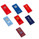 OFFICIAL FOOTBALL CLUB - 2020 POCKET DIARY - (7 Teams) [FREE UK P&P]