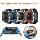 For Apple Watch Series 3 2 1, Genuine SUPCASE Smart Wristwatch Band Case Cover image