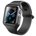 For Apple Watch Series 5 4 3 2 1, Original Clayco New Case Cover w/ Strap Bands