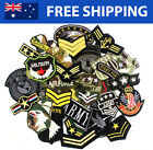 Military / Army Embroidered Patches for Embroidery Cloth Patch Badge Iron Sew On $2.73 USD on eBay