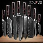 Japanese kitchen knives XITUO 8
