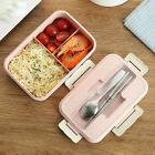 Adult Portable Microwave Thermal Insulated Lunch Box Bento Food Picnic Container