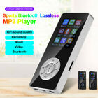 Bluetooth MP3 Player MP4 Media FM Radio Recorder HIFI Sport Music Speakers
