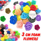 500 Uk Foam Mini Rose Head Bud Small Flowers Wedding Home Party Decorations