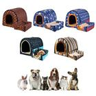 Removable Washable Pet House Dog Bed  Kennel Universal Portable Sleeping Cushion