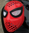 Homecoming Civil War Amazing Spider-Man Faceshell with Lenses Cosplay Masks