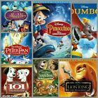 Disney Pixar DVD Movies Lot :