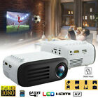 Mini Home HDMI LED Portable YG200 Home Projector 1080P Support Computer Phone ZZ