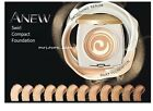 Avon Anew Swirl Age Transforming 2 In 1 Compact Foundation, New, 9g, shades