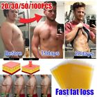 20/30/50/100Pcs Healthy Weight Loss Navel Stick Detox Fat Burning Slimming Patch $1.99 USD on eBay